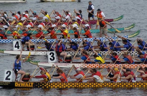 Dragon Boat Racing | DMC Solutions Barcelona