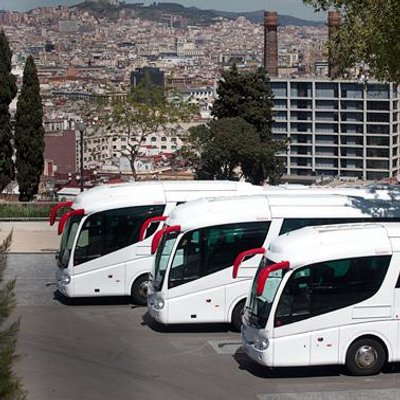 Transfer fleet Barcelona and Spain