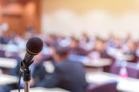 Audiovisual equipment for conferences Spain