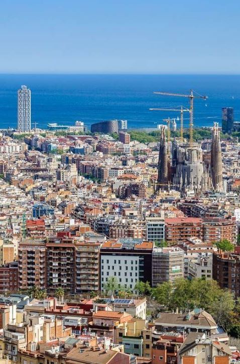 Accommodation in Barcelona and in Spain